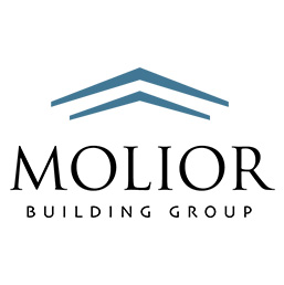Molior Construction Baltimore website design